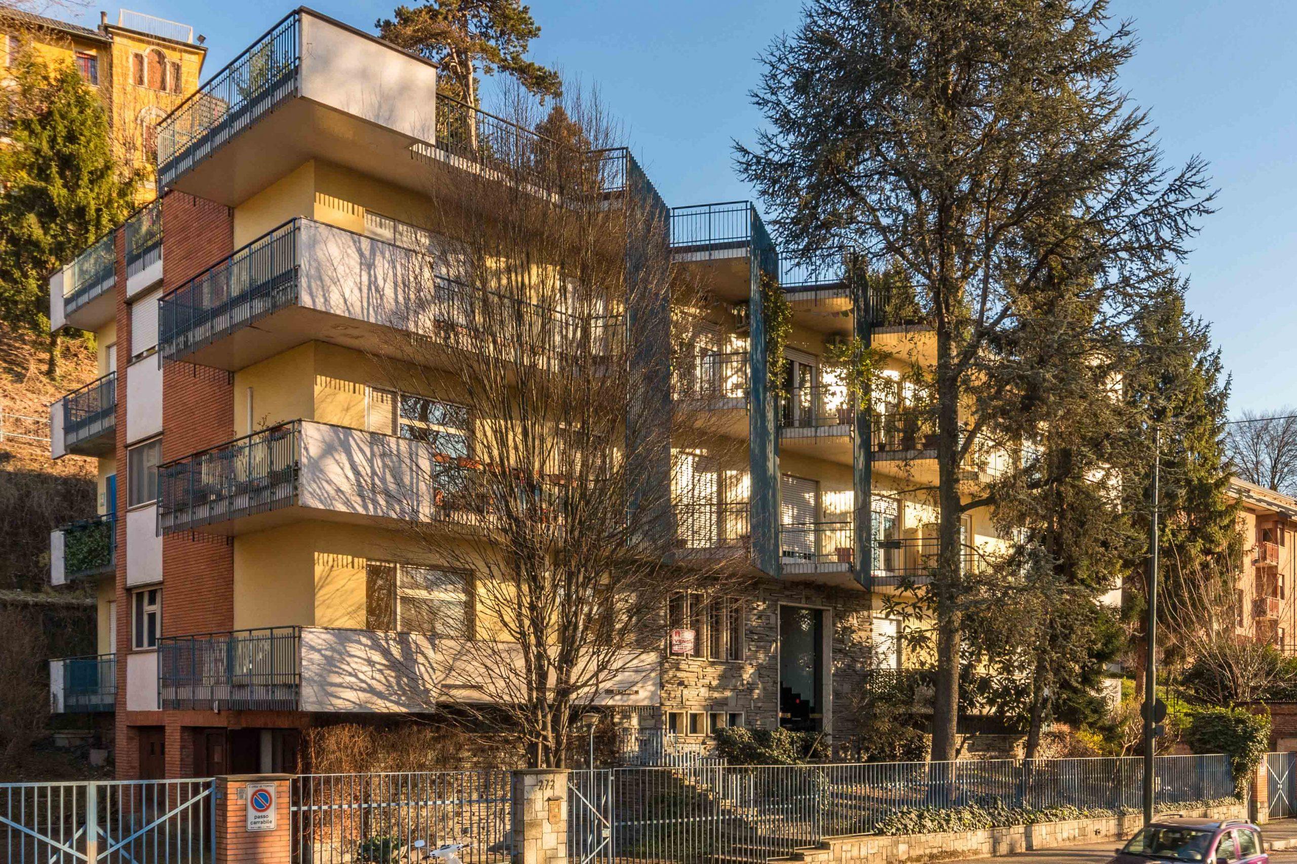Monolocale in vendita in corso Casale 272, Torino.